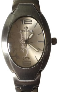 "Freestyle Vintage FREESTYLE Summer (506) Stainless Steel ""Lily"" Pattern Dial"