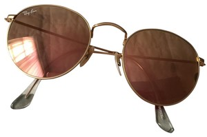 Ray-Ban Rounded Special Series Rosegold Glasses