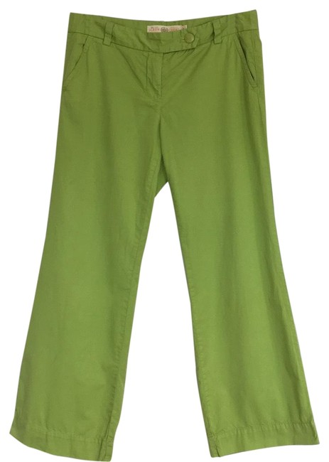Item - Chartreuse City Fit Broken-in Classic Twill Chino Pants Size 8 (M, 29, 30)