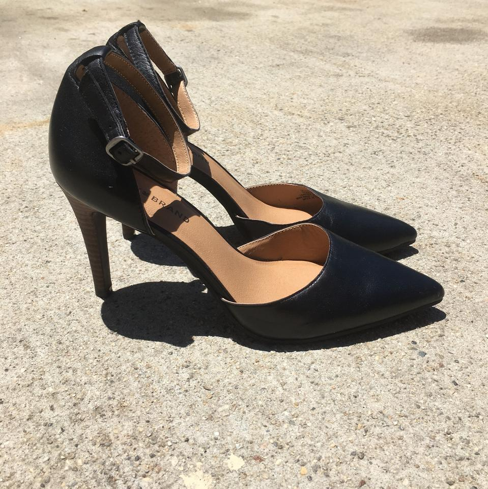 3799cb3331a Lucky Brand Tukko D orsay Ankle Strap Pumps Size US 10 Regular (M