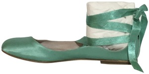 Bloch Turquoise Flats
