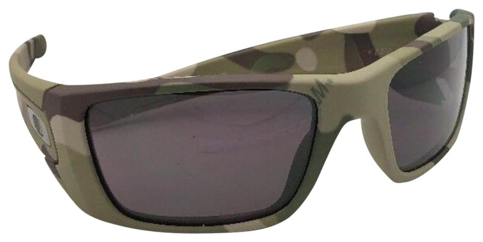 9d95f254dc Oakley New OAKLEY Sunglasses FUEL CELL OO9096-76 60-19 MultiCam Camo Frame  Image ...