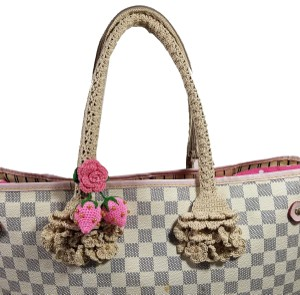 Other Handmade Handle Covers For Louis Vuitton Neverfull Tivoli GM