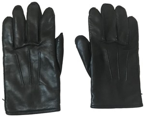 Coach Men leather gloves