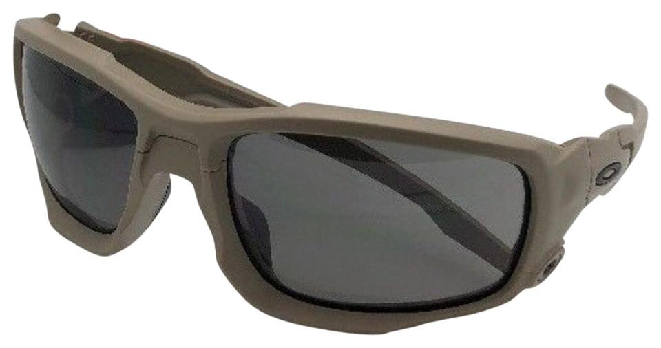390a3c9829 Oakley New OAKLEY Sunglasses SI BALLISTIC SHOCK TUBE OO9329-04 61-17 Tan  Image ...