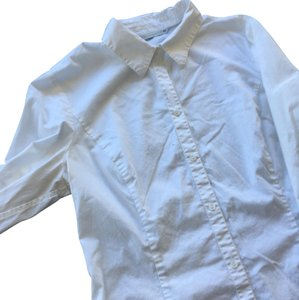 Cutter & Buck Button Down Shirt white