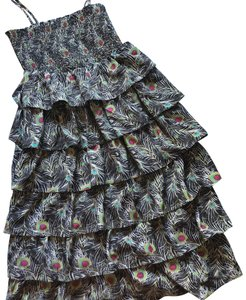 Liberty of London for Target short dress brown on Tradesy