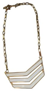 Coach Gold Plated Coach Necklace