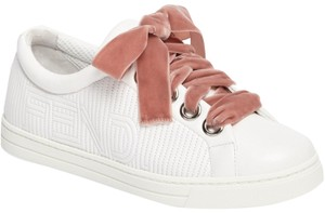 Fendi 7 Sneakers 37.5 White Athletic