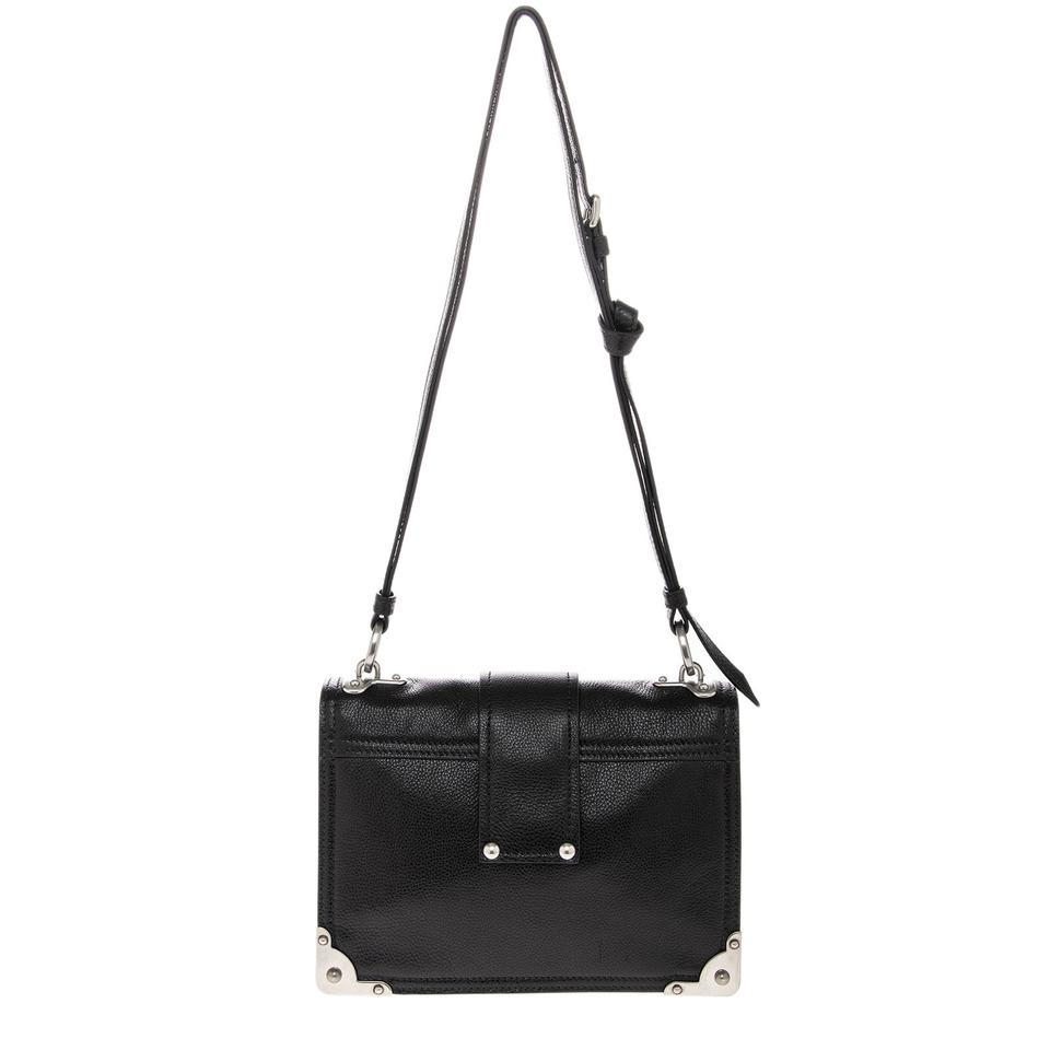 d414e7fd3c686c Prada Cahier Women's Monkey Buckle Black Shoulder Bag - Tradesy