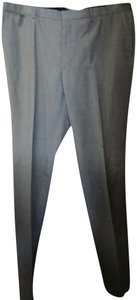 J. Lindeberg Straight Pants Grey