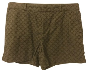 Banana Republic Dress Shorts Army Green
