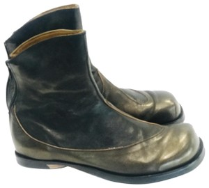 CYDWOQ forest green Boots