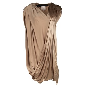 Roksanda Ilincic short dress Beige on Tradesy