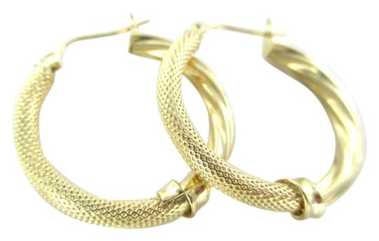 Preload https://item3.tradesy.com/images/gold-14kt-yellow-hoop-cool-design-fine-24-grams-mothers-day-earrings-2372887-0-0.jpg?width=440&height=440