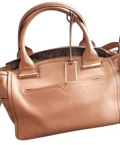 Vince Camuto Satchel in light brown/nude
