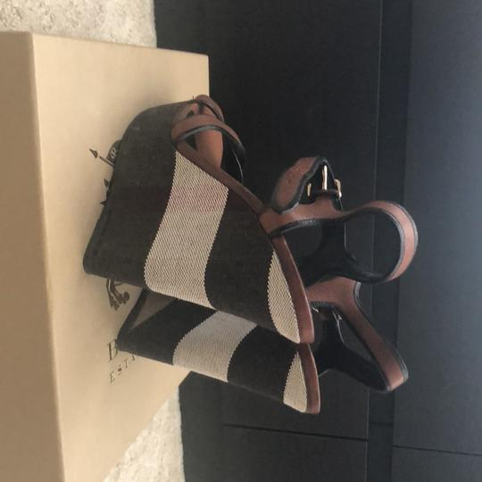 Burberry Wedges Image 3