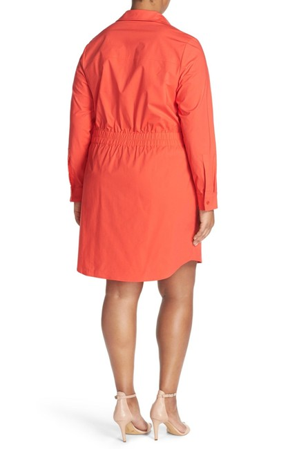 MICHAEL Michael Kors Shirtdress Cotton Dress Image 1