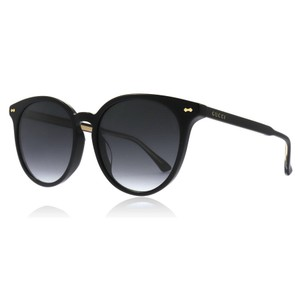 5fc954780a2 Added to Shopping Bag. Gucci 55mm Round Cat Eye Sunglasses