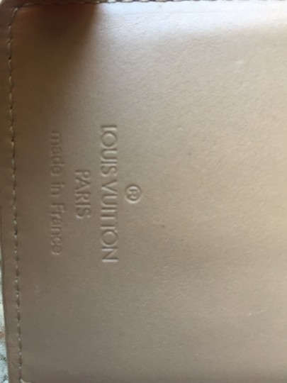 Louis Vuitton Authentic Louis Vuitton Vernis Wallet