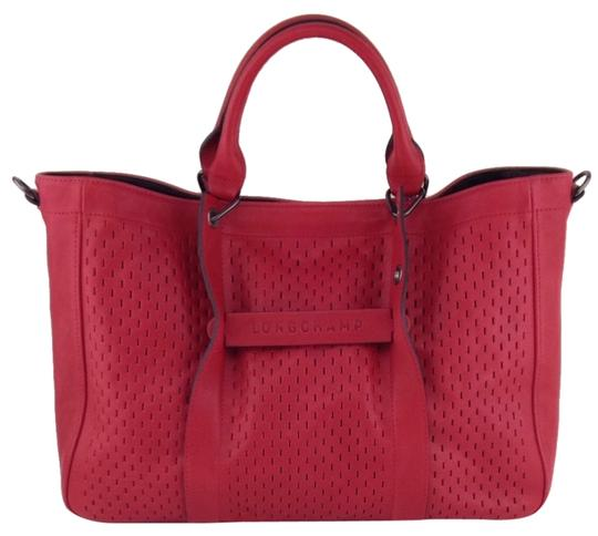 Preload https://item5.tradesy.com/images/longchamp-3d-red-leather-tote-2373064-0-0.jpg?width=440&height=440