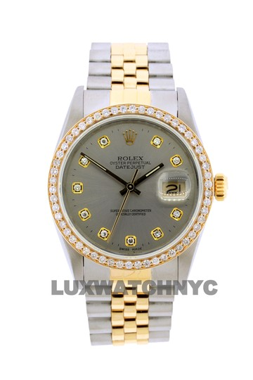 Preload https://img-static.tradesy.com/item/23730825/rolex-free-shipping-12ct-36mm-datejust-ss-with-box-and-appraisal-watch-0-0-540-540.jpg