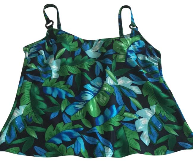 Sears Bluefield tropical escape tank Image 0