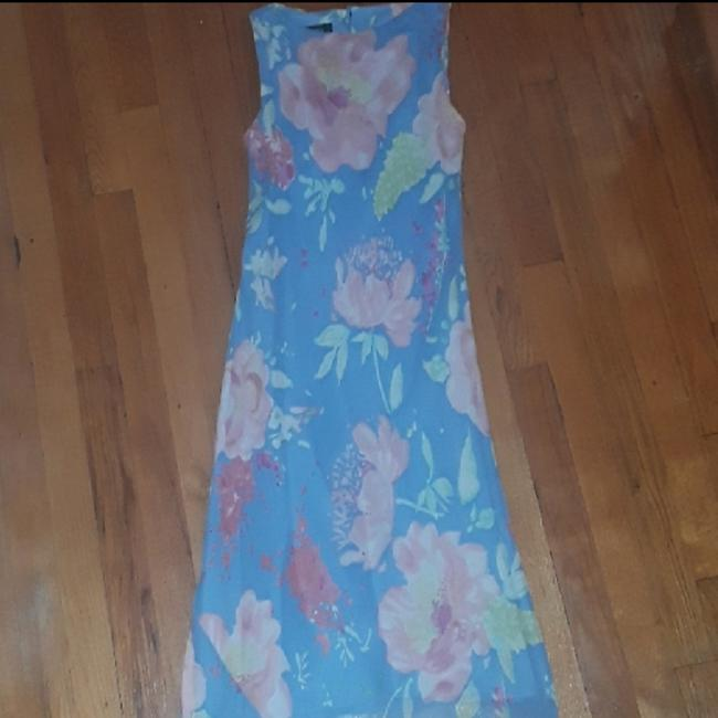 Preload https://img-static.tradesy.com/item/23730971/lauren-ralph-lauren-watercolour-pastel-floral-silk-long-night-out-dress-size-4-s-0-1-650-650.jpg