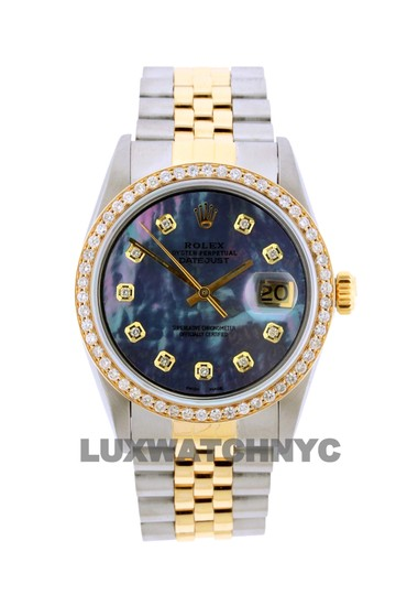 Preload https://img-static.tradesy.com/item/23731120/rolex-free-shipping-12ct-36mm-datejust-ss-with-box-and-appraisal-watch-0-0-540-540.jpg