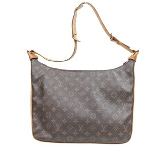 Louis Vuitton M51264 Lv Monogram Bagatelle Shoulder Bag