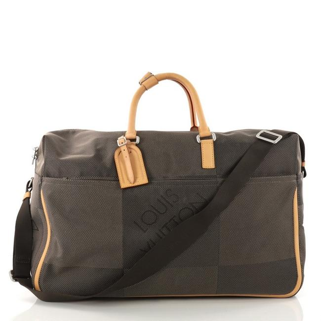 Item - Duffle Albatros Geant Limited Edition Khaki Canvas Weekend/Travel Bag