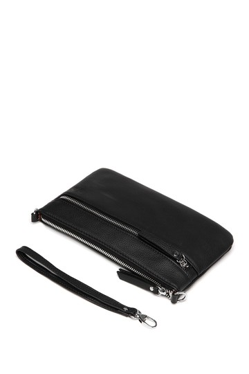 Vicenzo Leather Cross Body Bag Image 0