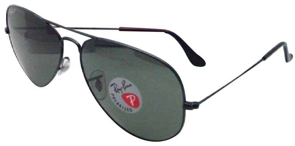 d8468f762f Ray-Ban Polarized Rb 3025 Large Metal 002 58 62-14 140 Black Frames+ ...