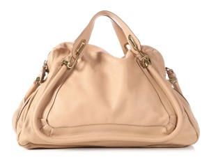 1f5263a40817 Chloé Cl.p0611.07 Large Paraty Brass Reduced Price Shoulder Bag