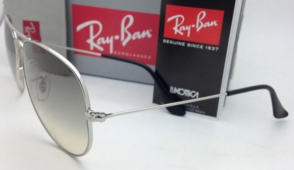 c73f6ee7f69e5 ... New Ray-Ban Sunglasses RB 3025 Large Metal 003 32 58. 123456789101112