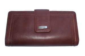 Fossil Checkbook ID Credit Card Long