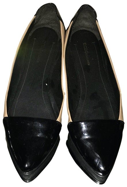 BCBGeneration Black/Nude-tan Nude & Flats Size US 9.5 Regular (M, B) BCBGeneration Black/Nude-tan Nude & Flats Size US 9.5 Regular (M, B) Image 1