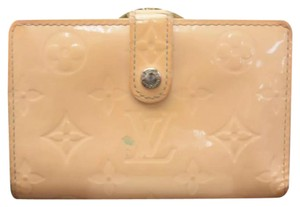 Louis Vuitton Monogram Vernis Porte Monnaie Billets Viennois Wallet