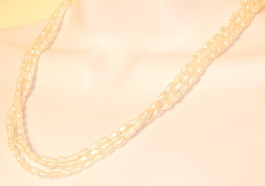 Preload https://item1.tradesy.com/images/vintage-vintage-iwi-3-strands-freshwater-pearls-necklace-14k-gold-clasp-185-shimmer-jewelry-2373280-0-0.jpg?width=440&height=440