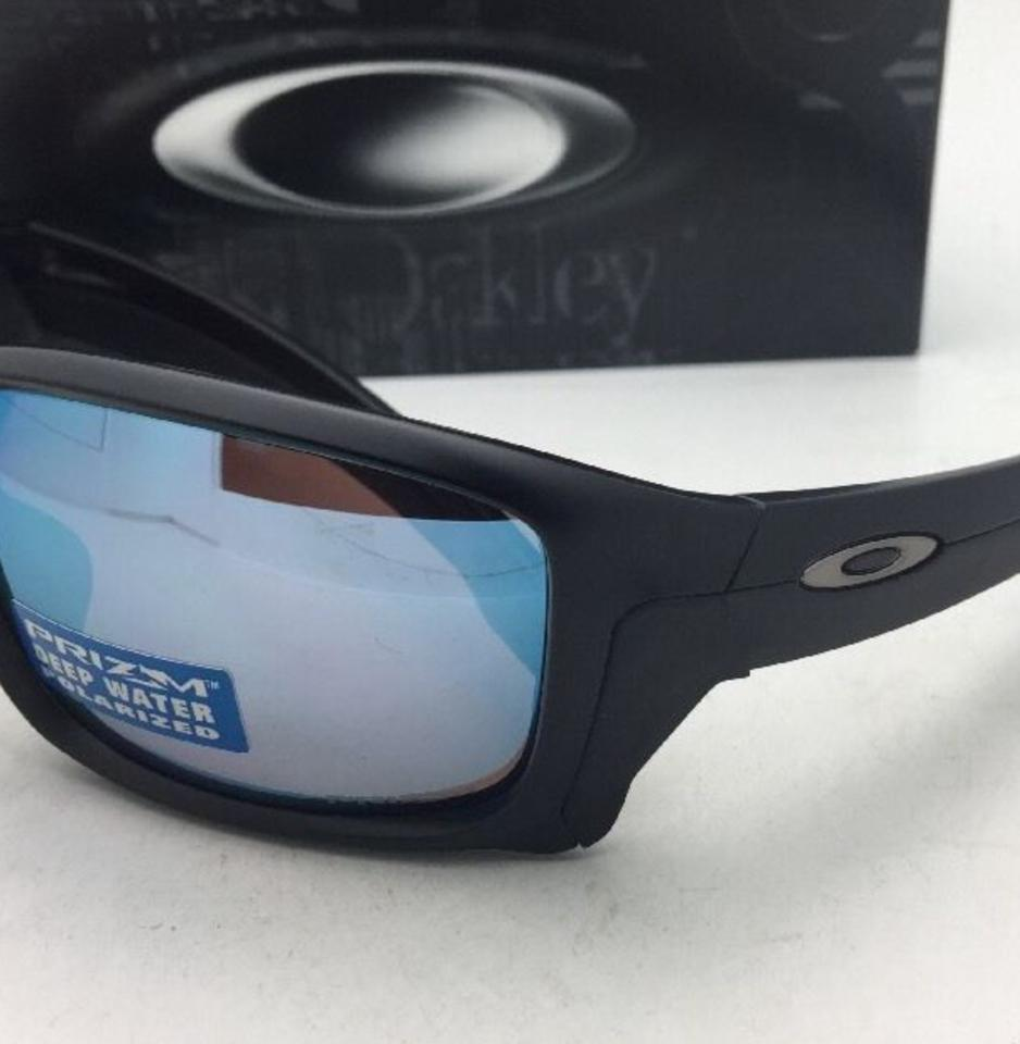 316e658985700 Oakley Polarized OAKLEY Sunglasses STRAIGHTLINK OO9331-05 Black w PRIZM  Water Image 11. 123456789101112