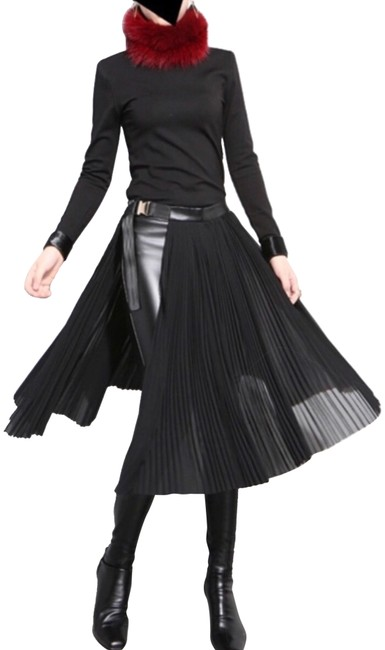 ME-Boutiques Private Label Collection Skirt black Image 0
