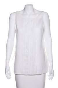Miguelina Top White