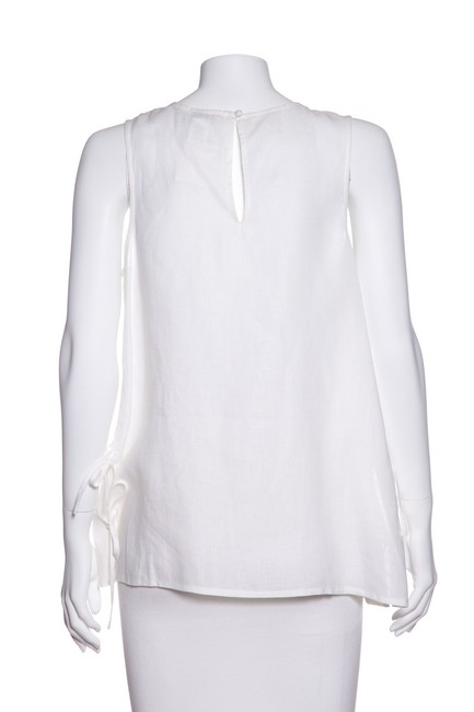 Miguelina Top White Image 2