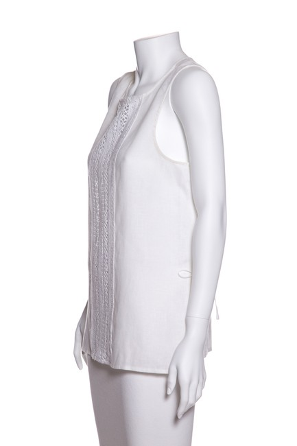 Miguelina Top White Image 3
