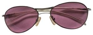 Kenneth Cole Kenneth Cole New York sunglasses steel silver pink wayfarer