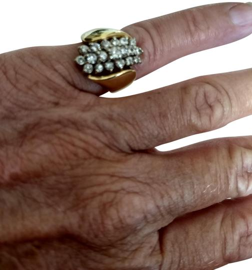 Preload https://img-static.tradesy.com/item/23732971/yellow-gold14-k-19-diamonds-on-3-rows-ring-0-1-540-540.jpg