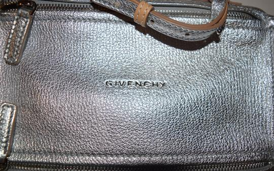 Givenchy Pandora Grained Goatskin Messenger Pandora Cross Body Bag Image 7