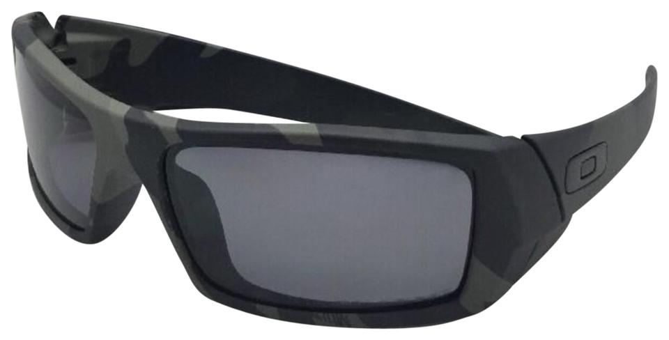 96e0ce810df Oakley Polarized OAKLEY Sunglasses GASCAN OO9014-03 60-15 MultiCam Black  Camo Image 0 ...