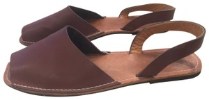 Cuba Spanish Leather Brown Sandals