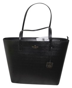 Kate Spade Beech New With Tag Karla Beech Tote in black